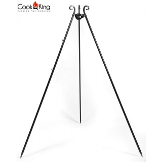 Dreibein 180cm für Schwenkgrill (ohne Grillrost)